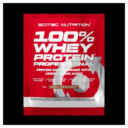 Scitec whey protein 30g tasakos fehérje