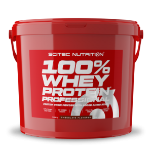 100% Whey Protein Professional 5000 gramm