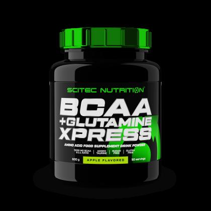 BCAA és glutamin aminosav