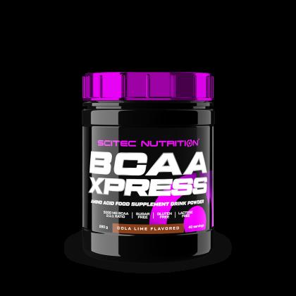 BCAA Xpress Scitec aminosav
