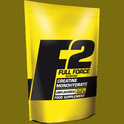 Full Force Creatine monohydrate 450 gramm