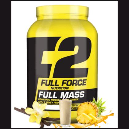Full Force Full mass 2300 gramm