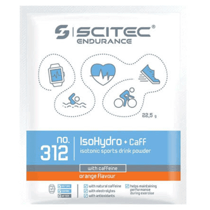 Scitec Endurance Isohydro caff 1 tasak