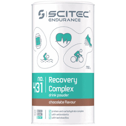 Scitec Endurance Recovery complex 750 gramm