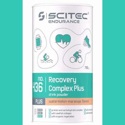 Scitec Endurance Recovery complex plus 750 gramm