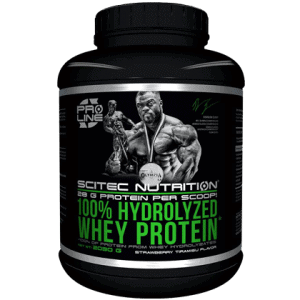 100% Hydrolyzed Whey Protein 2030 gramm