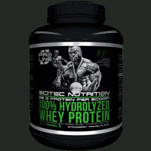 100% Hydrolyzed Whey Protein 2030 gramm