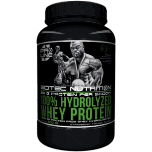 100% Hydrolyzed Whey Protein 910 gramm