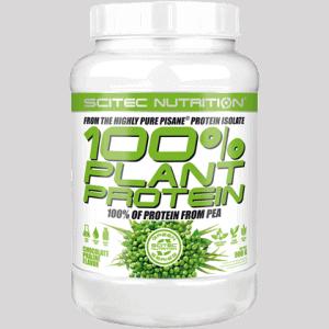 100% Plant Protein 900 gramm