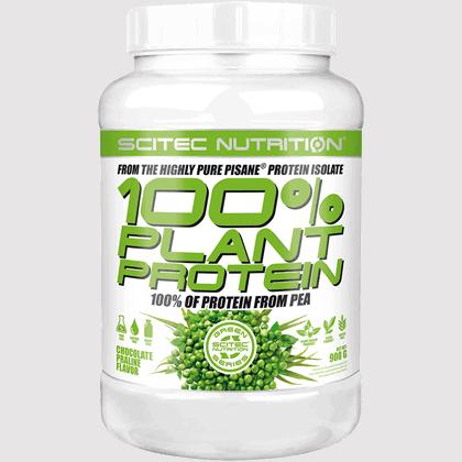 Scitec Nutrition 100% Plant protein 900 gramm