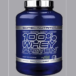 Whey Protein 2350 gramm