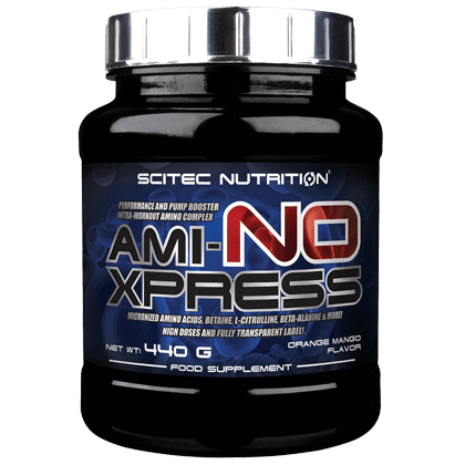 Scitec Nutrition Ami-no xpress 440 gramm