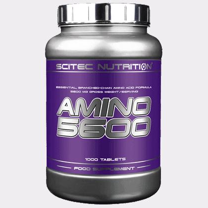 Scitec Nutrition Amino 5600 1000 tabletta