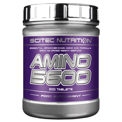 Scitec Nutrition Amino 5600 200 tabletta