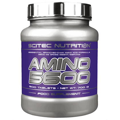 Scitec Nutrition Amino 5600 500 tabletta