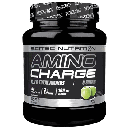 Scitec Nutrition Amino Charge 600 gramm