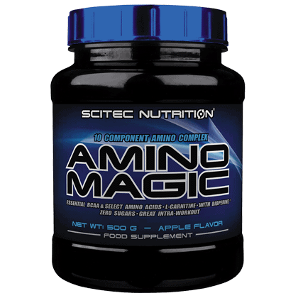 Scitec Nutrition Amino magic 500 gramm