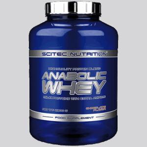 Anabolic Whey 2300 gramm