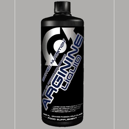 Scitec Nutrition arginine liquid 1000 ml