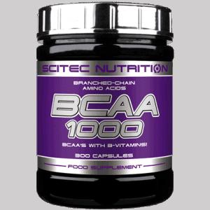 BCAA 1000 300 kapszula