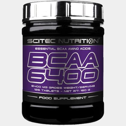Scitec Nutrition Bcaa 6400 125 gramm