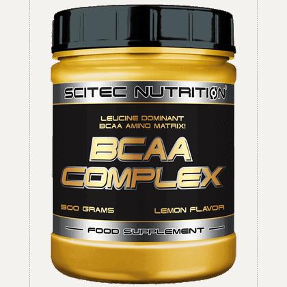 Scitec Nutrition Bcaa Complex 300 gramm