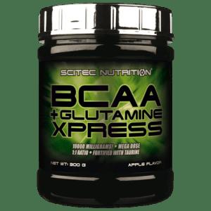 BCAA+Glutamine Xpress 300 gramm