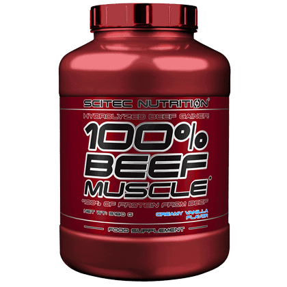 Scitec Nutrition Beef muscle 3180 gramm
