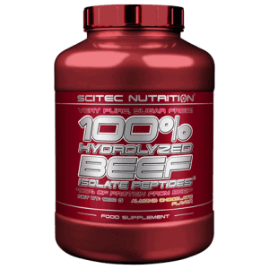 100% Hydrolyzed Beef Isolate Peptides 1800 gramm