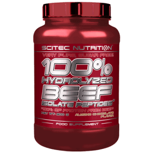 100% Hydrolyzed Beef Isolate Peptides 900 gramm