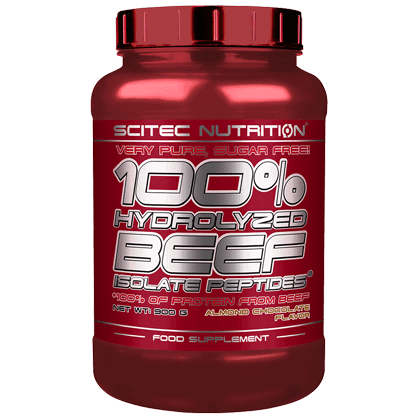 Scitec Nutrition Beef Peptid 900 gramm