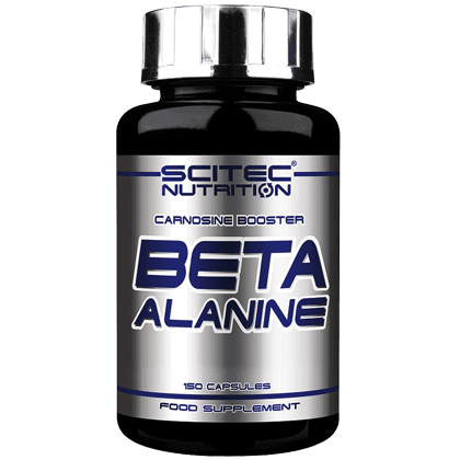 Scitec Nutrition Beta Alanine 150 kapszula