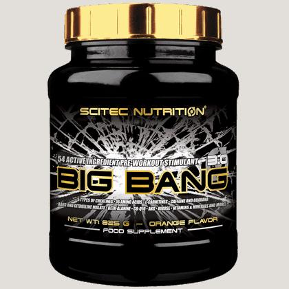 Scitec Nutrition Big Bang 825 gramm