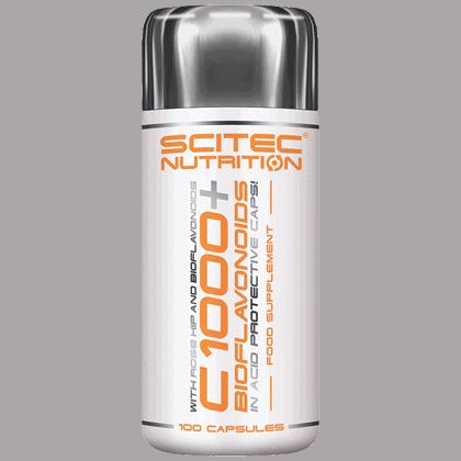Scitec Nutrition C1000 bioflavonoids 100 kapszula