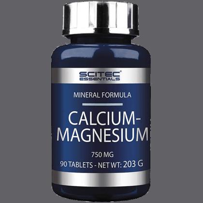 Scitec Nutrition Calcium magnesium 90 kapszula