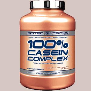 100% Casein Complex 2350 gramm