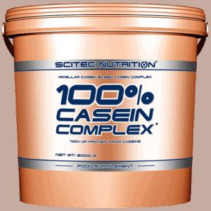 100% Casein Complex 5000 gramm