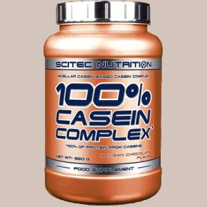 100% Casein Complex 920 gramm