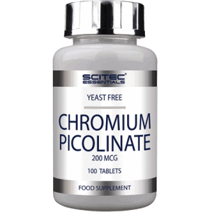 Chromium Picolinate 100 tabletta