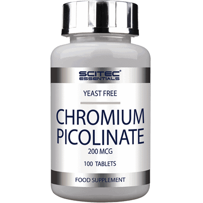 Scitec Nutrition Chromium picolinate 100 tabletta