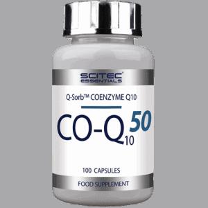 Co-Q10 50mg 100 kapszula