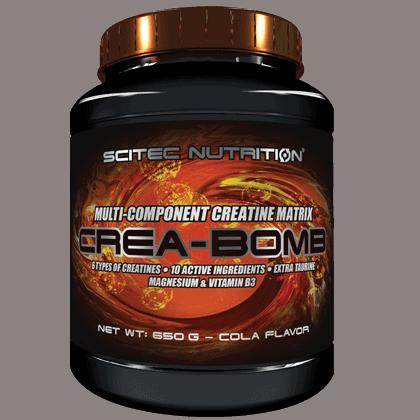 Scitec Nutrition Crea Bomb 650 gramm