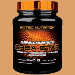 Crea Star 540 gramm