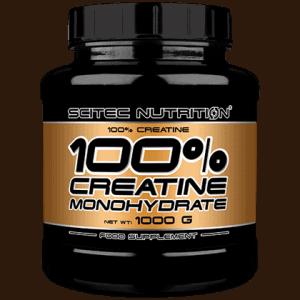 100% Creatine 1000 gramm