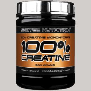 100% Creatine 300 gramm