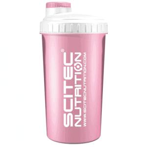 Scitec csavaros Shaker pink (7 dl)