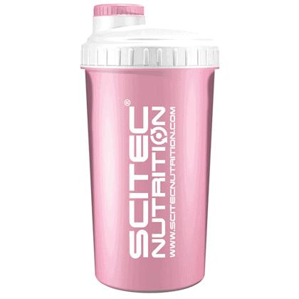Scitec Nutrition Csavaros shaker 7dl rózsaszín