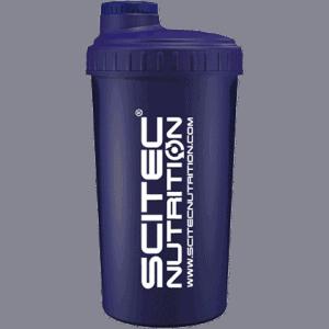 Scitec csavaros Shaker kék (7 dl)