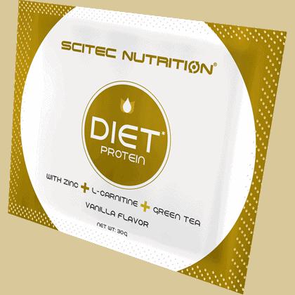 Scitec Nutrition Diet protein tasak 30 gramm