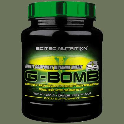 Scitec Nutrition G-Bomb 500 gramm